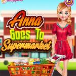 Anna Goes To Supermarket
