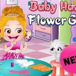 Baby Hazel Flower Girl 2