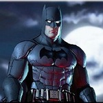 Batman Tale Cartoon Hero