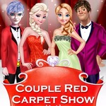 Couple Red Carpet Show