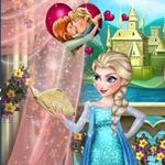 Frozen Anna Kiss