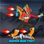 Power Ranger Run Fast