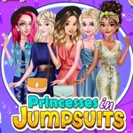 Princesses In Jumpsuits